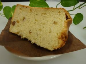 シフォンケーキ(マロングラッセ)