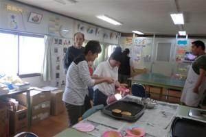 2013.10.17.フルーツ入りパンケーキ 007