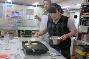 2013.10.17.フルーツ入りパンケーキ 013