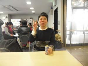 2014.2.19.お食事会舞洲スポーツセンター2 084